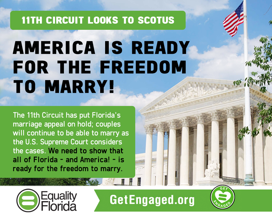Circuit Says Nyc Must Pay Tuition Of >> 11th Circuit Says It Will Wait For Supreme Court To Rule On Marriage