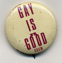 "Frank Kameny coined the expression ""Gay Is Good"". Photo provided by Bob Witeck"