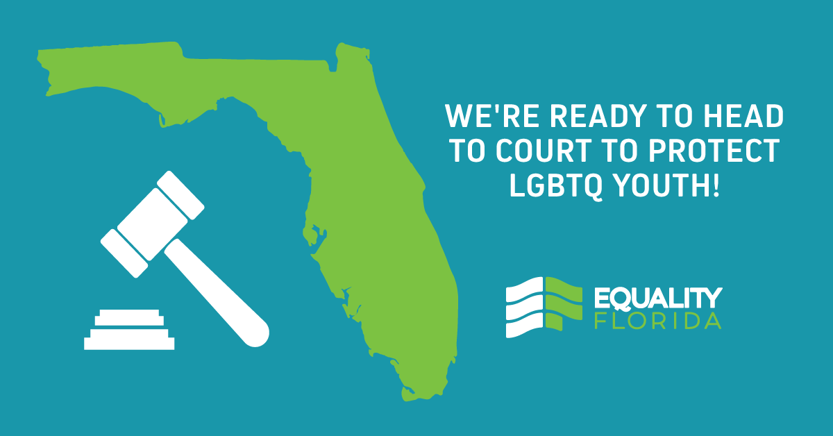 9bfb4c1f449 PRESS RELEASE  Equality Florida Files Motion to Defend the Ban on Dangerous  Conversion Therapy Alongside the City of Tampa